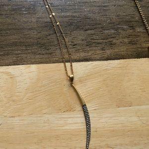 Stella & Dot Pendant Necklace